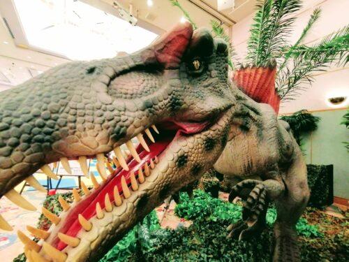 後楽園ホテル恐竜4