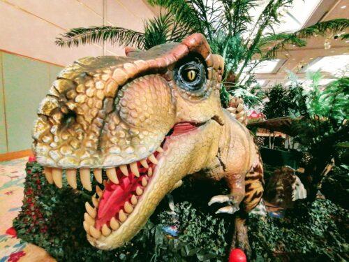 後楽園ホテル恐竜11
