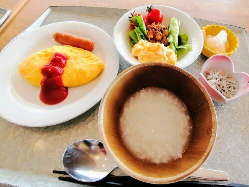 ハーバーズ朝食8