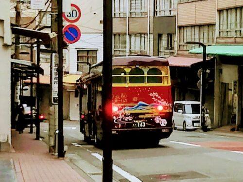 路線バス彩4