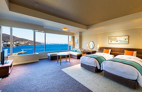 後楽園ホテル和洋室