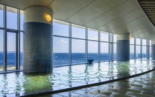 後楽園ホテル内風呂4