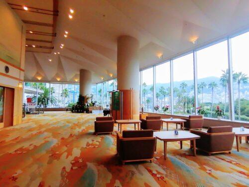 後楽園ホテルロビー4